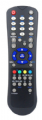 New Design RC1205 Acoustic Solutions LCD32762HDF  TV Remote Control